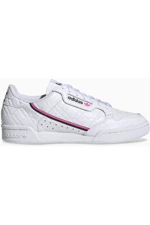 adidas White Continental 80 women's sneakers