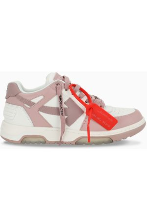 OFF-WHITE Damen Sneakers - ™ White/pink Out Of Office sneakers
