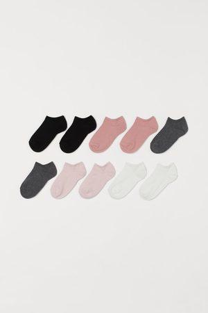 H&M Mädchen Socken & Strümpfe - 10er-Pack Kurzsocken