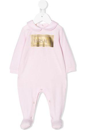 VERSACE Schlafanzüge - Pyjama mit Logo