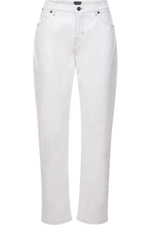 Tom Ford Boyfriend-jeans Aus Stretch-baumwolldenim