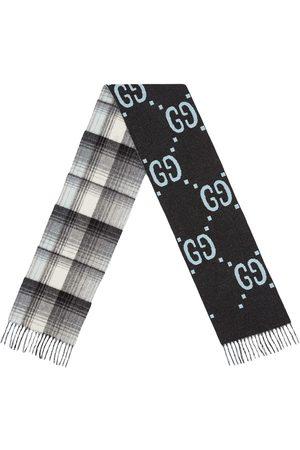 Gucci Herren Schals - Schal mit Monogrammmuster