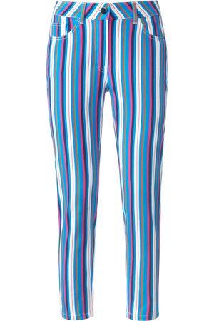 Looxent Damen Cropped - Knöchellange Jeans mehrfarbig