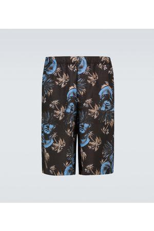 UNDERCOVER Shorts - Bedruckte Shorts