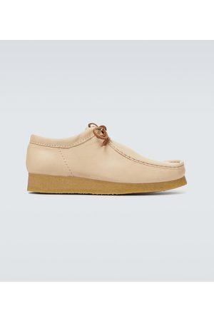 Clarks Ankle Boots Wallabee aus Leder