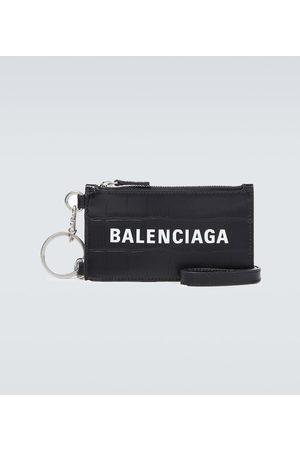 Balenciaga Kartenetui Cash aus Leder