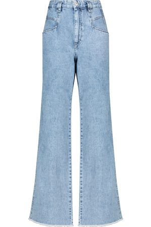 Isabel Marant Damen High Waisted - High-Rise Jeans Dilesqui