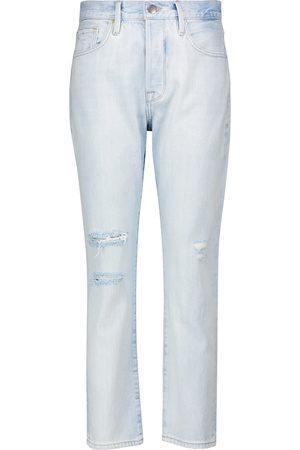 Frame High-Rise Jeans Le Original