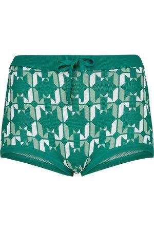 DODO BAR OR Shorts aus Jacquard-Strick