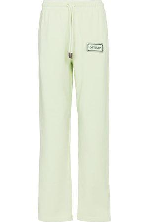OFF-WHITE Jogginghose aus Baumwolle