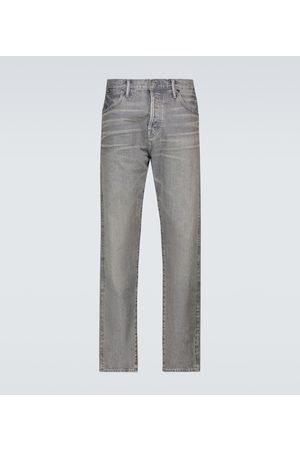 Tom Ford Slim Jeans aus Stretch-Baumwolle