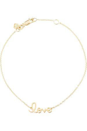 Sydney Evan Armband Love aus 14kt Gelbgold