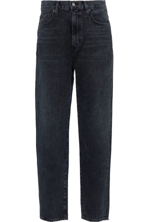 Goldsign High-Rise Slim Jeans Peg