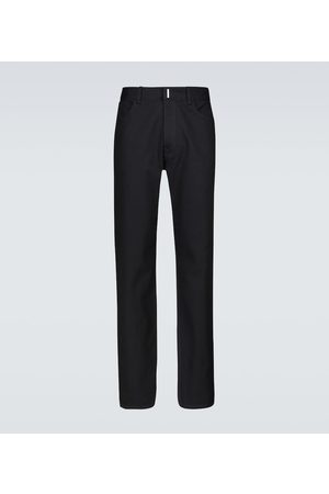 Givenchy Slim Jeans aus Stretch-Denim