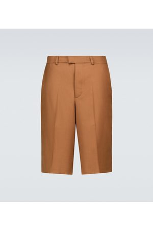 King and Tuckfield Shorts aus Wolle