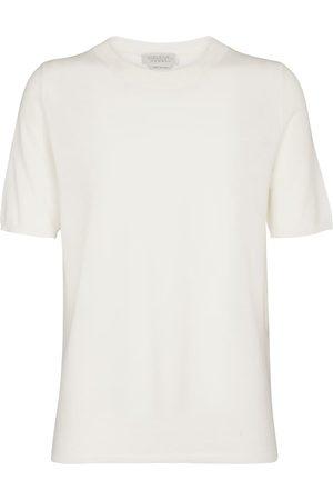 GABRIELA HEARST T-Shirt Bruno aus Schurwolle