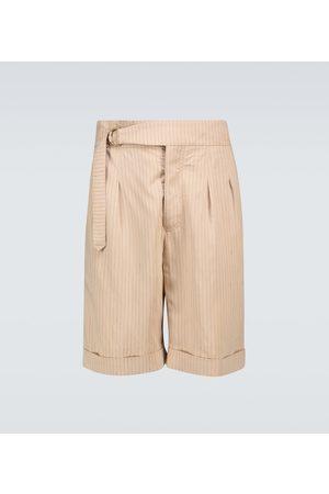 Nanushka Gestreifte Shorts Nagi