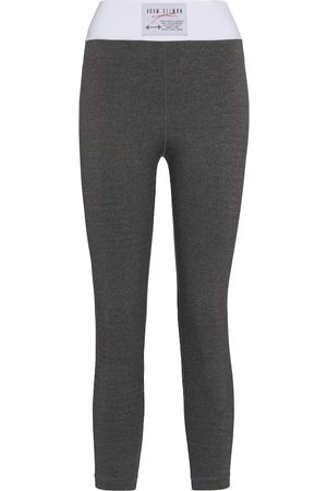 Adam Selman Sport High-Rise Leggings