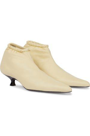 Khaite Ankle Boots Volus aus Leder