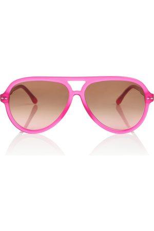 Isabel Marant Aviator-Sonnenbrille Naya
