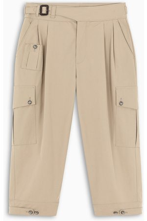 Dolce & Gabbana Cropped cargo trousers
