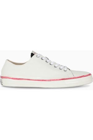Marni White Gooey low-top sneakers