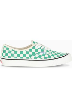 Vans White/green Authentic sneakers
