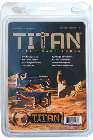Titan Skateboard Tools Schlüsselanhänger - Key Chain Tool