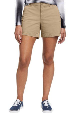 Eddie Bauer Damen Shorts - Legend Wash Willit Shorts - Slightly Curvy Damen Gr. 4