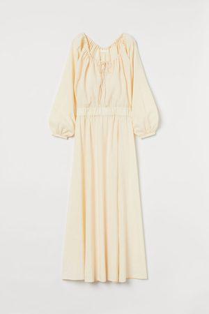 H&M Langes Kleid aus Lyocellmix