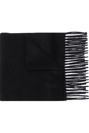 Filippa K Herren Schals - Schal mit ausgefransten Kanten