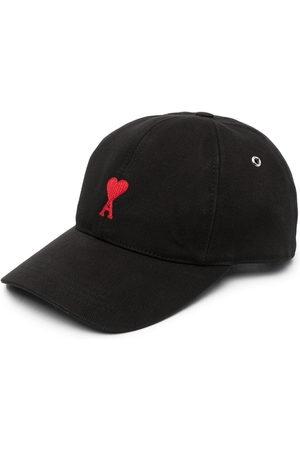 Ami Baseballkappe mit Logo-Stickerei