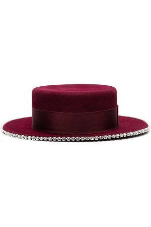 Ruslan Baginskiy Damen Hüte - Verzierter Hut
