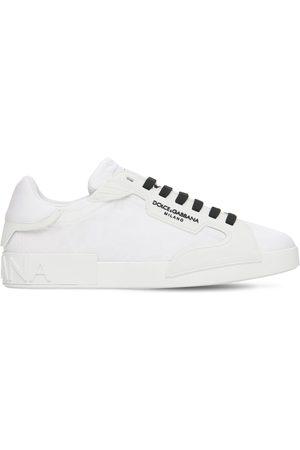 "Dolce & Gabbana Sneakers Aus Nylon ""portofino"""