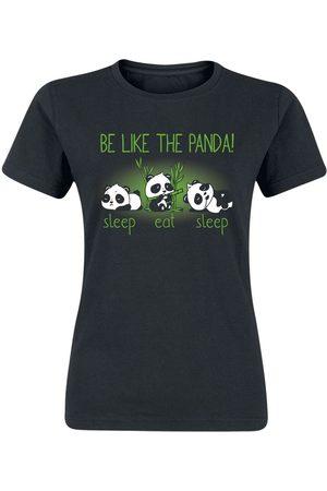 Be Like The Panda! Girl-Shirt