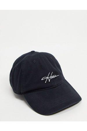 Hollister – Kappe in mit Logo-Schriftzug