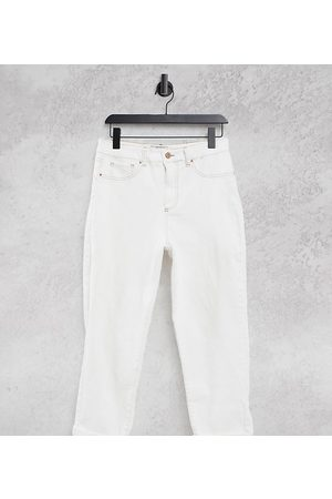 New Look – Mom-Jeans in gebrochenem