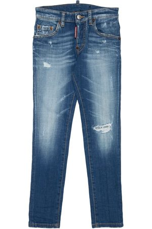 Dsquared2 Mädchen Stretch - Jeans Aus Stretch-baumwolldenim