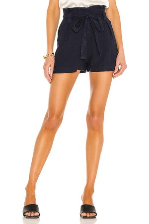 L'Agence Hillary Paperbag Shorts in . Size 24, 25, 26, 27, 28, 29, 30.