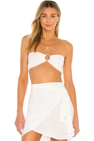 Indah Suki Bandeau Top in . Size S, XS, M.