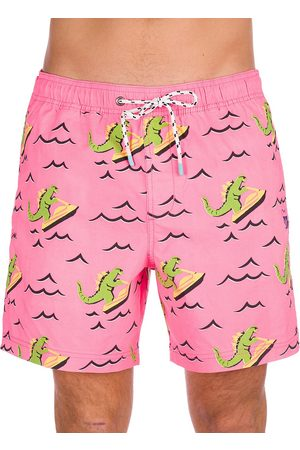 PARTY PANTS Herren Badehosen - Dino Ripper Boardshorts