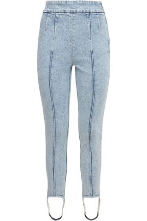 "Isabel Marant Damen Stretch - Jeans Aus Stretch-denim Mit Steigbügeln ""nanouli"""