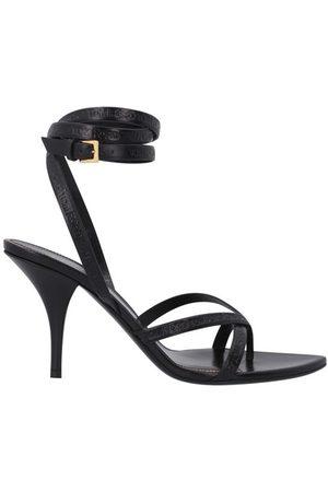 Tom Ford Damen Sandalen - Sandalen mit Knöchelriemen