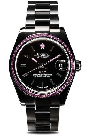 MAD Paris Personalisierte pre-owned Rolex Oyster Perpetual Datejust 31mm