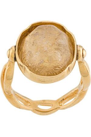 Goossens Ring mit Cabochon