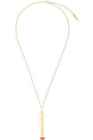 AMBUSH Herren Halsketten - Halskette mit Hülsenanhänger