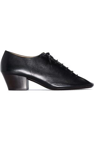 LEMAIRE Derby-Schuhe mit eckiger Kappe 50mm