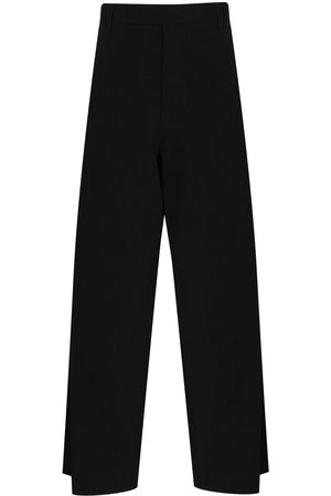 Pronounce Cropped-Hose mit Faltendetail