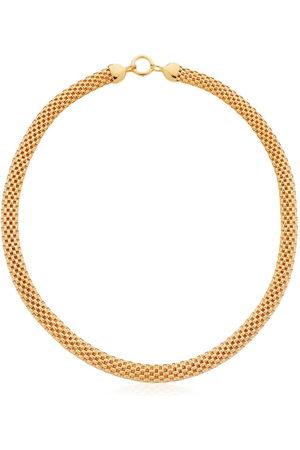 Monica Vinader Breite Halskette