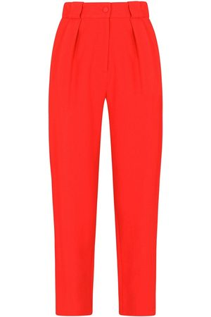 Dolce & Gabbana Taillenhose mit geradem Bein